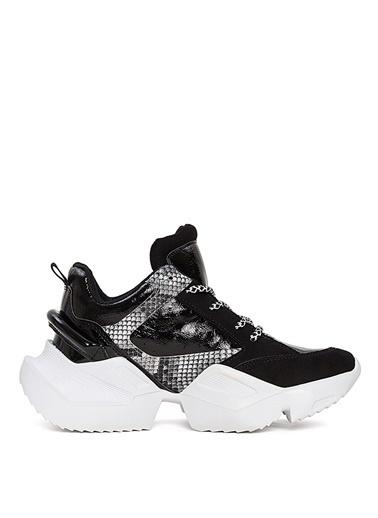 Sole Sisters Spor Ayakkabı Siyah - Almena Siyah